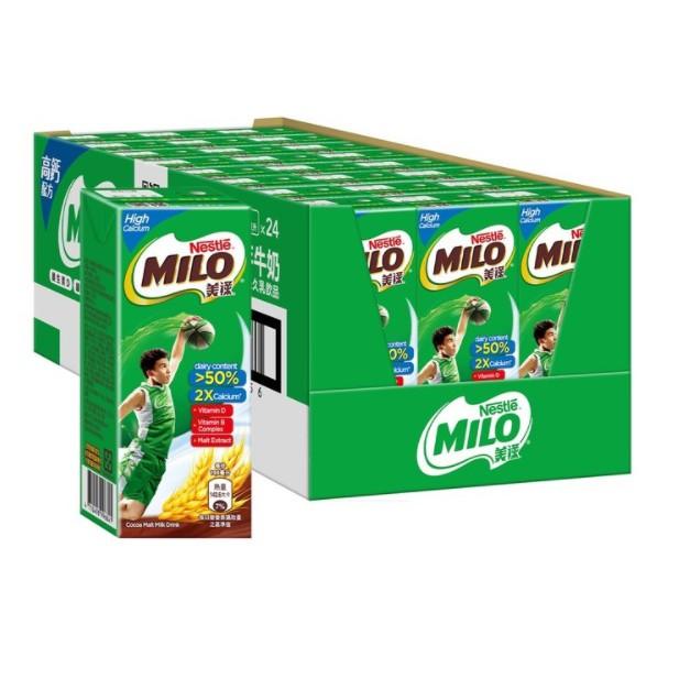 好市多Costco Milo美祿高鈣可可麥芽乳飲品#148852