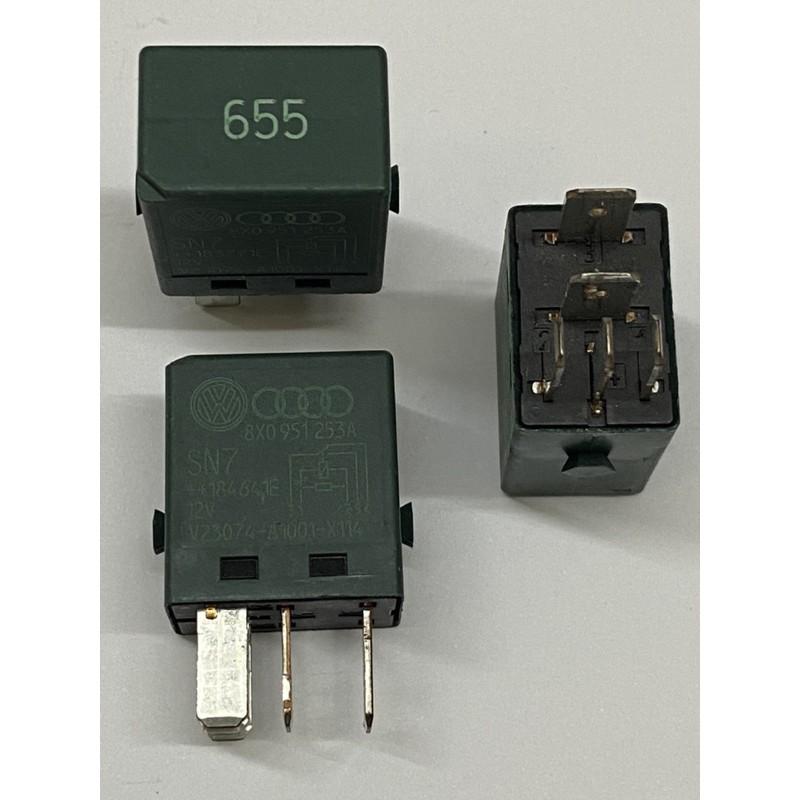 福斯655號繼電器8X0 951 253A福斯繼電器 V23074-A1001-X114