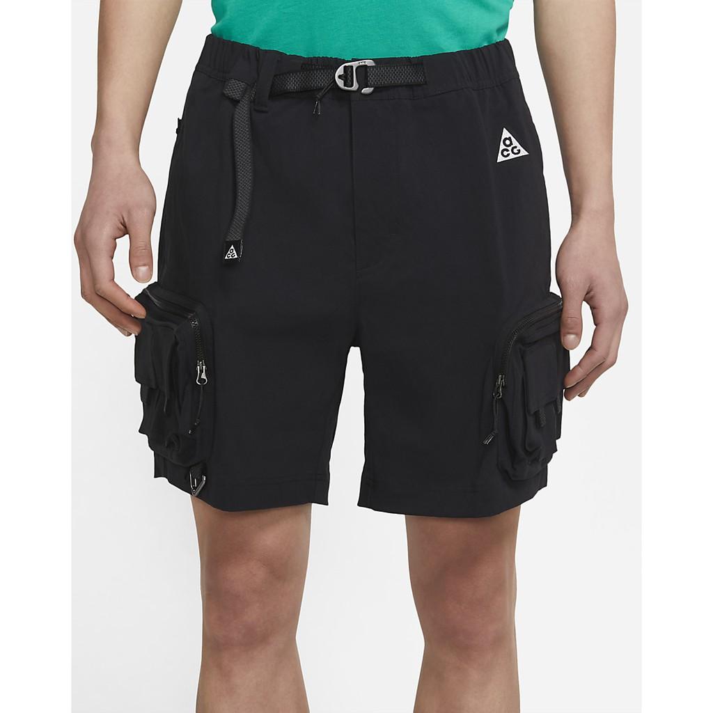 TSU真品代購 Nike ACG NRG Outdoor 防水機能多口袋 工作短褲 DH8348-010黑色
