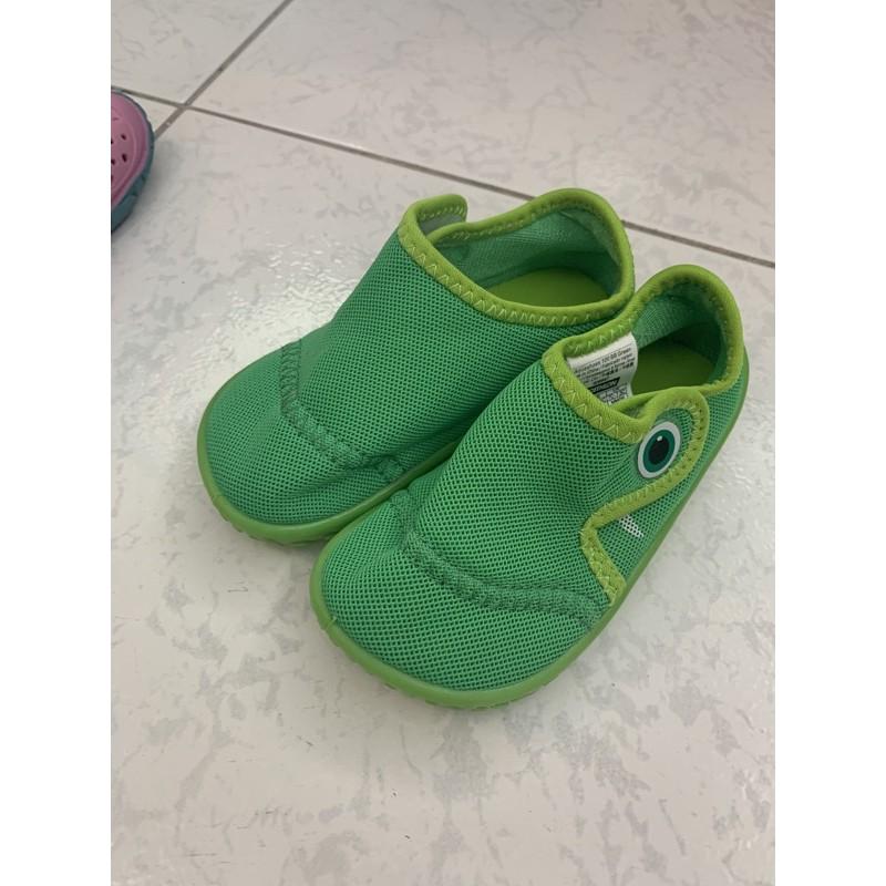 (二手)(九成新)迪卡儂 水陸兩用鞋 潛水鞋 溯溪鞋 15-15.5公分
