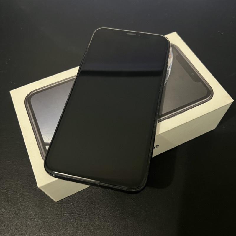 IPHONE XR 128G 8.5成新 黑色 二手