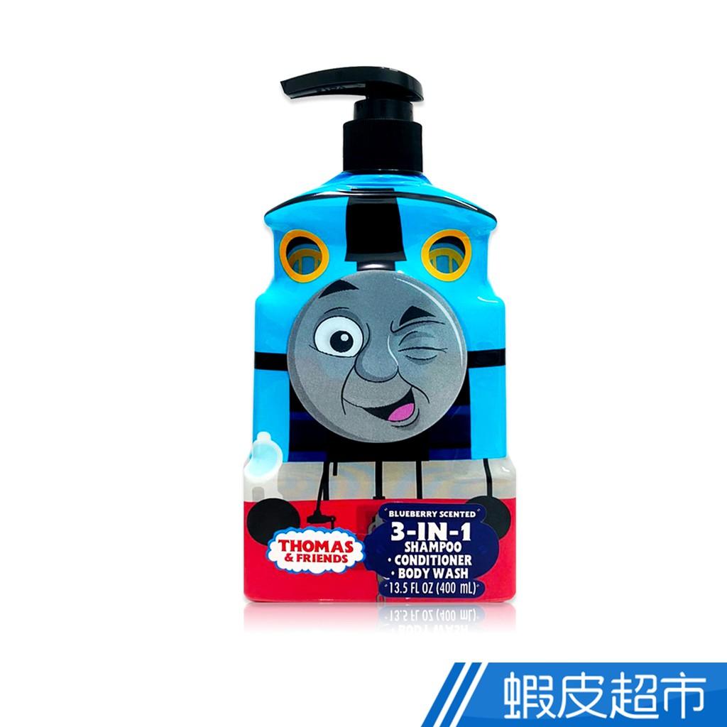 美國 Thomas&Friends 三合一洗髮沐浴乳-13.5oz 現貨 蝦皮直送