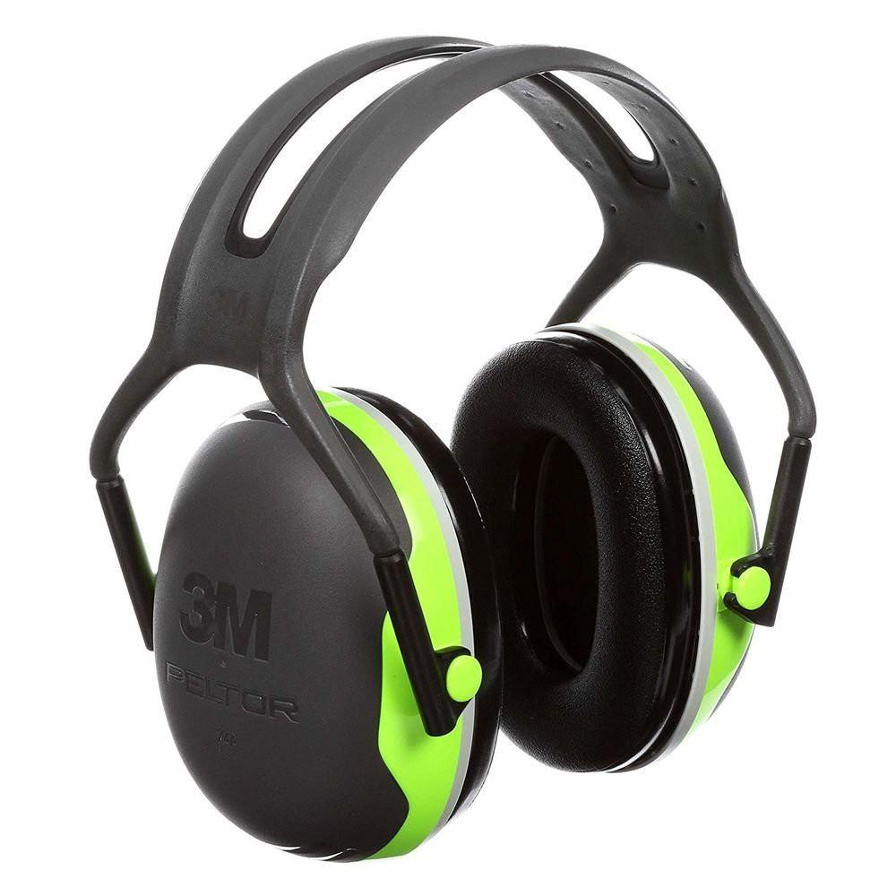【台灣工寶】3M™ PELTOR™ X系列 頭帶式耳罩 X4A