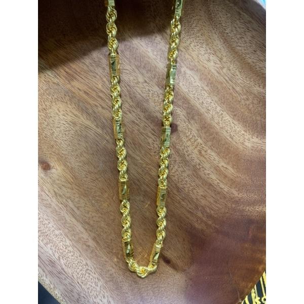 《嘉鼎銀樓》黃金項鍊 六角麻花2兩2尺(60公分)🔅下標前請先聊聊金價與現貨金重🔅