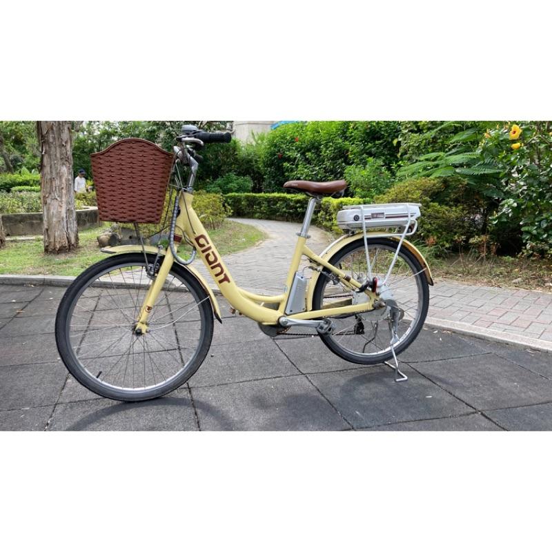 捷安特Giant電動腳踏車電動自行車EA401