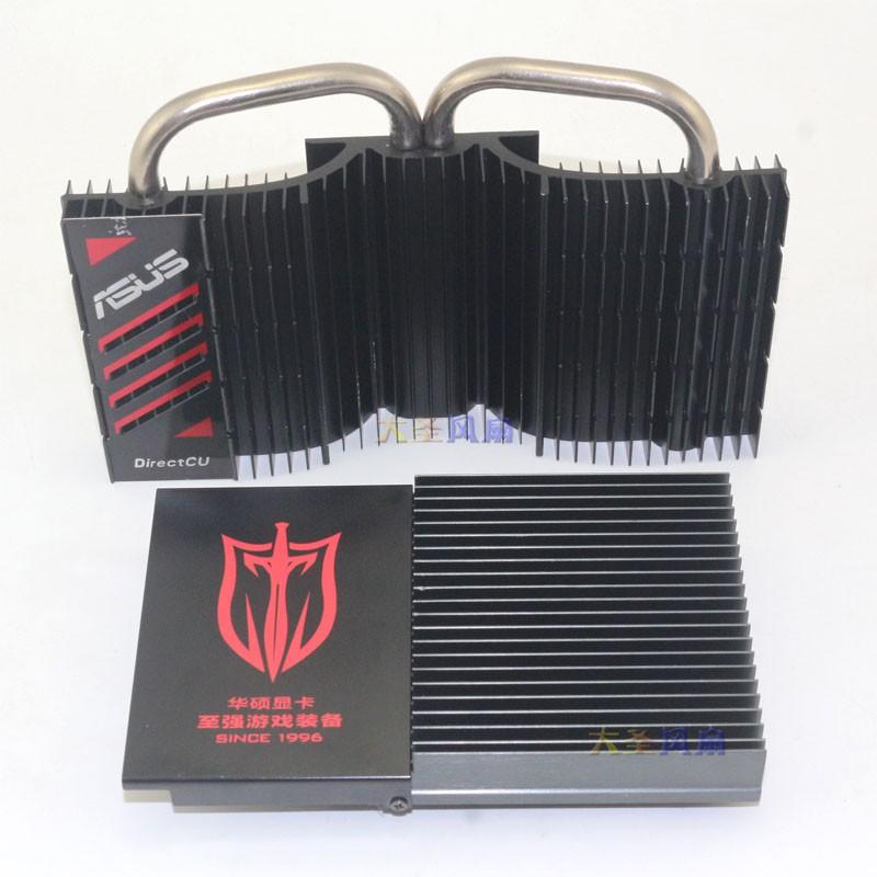 #顯卡散熱器#可開統編#華碩GT610/ENGT520/HD6450/HD5450/GTS450/HD7750 被動顯卡