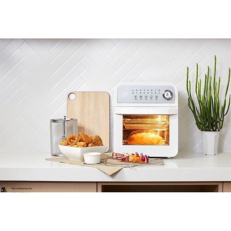 全聯ARCOS 西班牙多功能氣炸烤箱(全新)降價求售