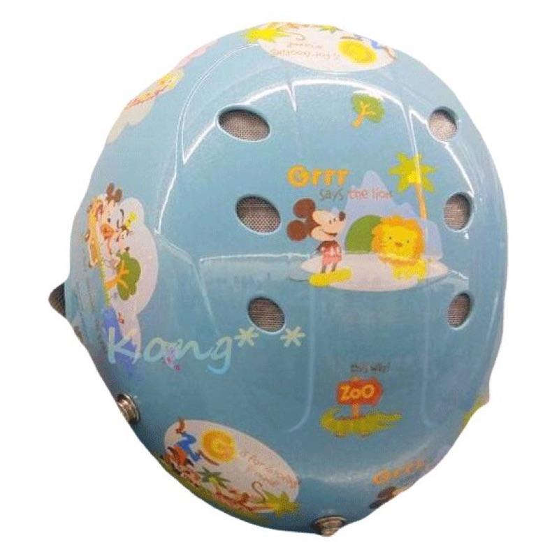 【金剛安全帽】送鏡片+貼紙 兒童洞洞調整帶安全帽 送短鏡片 貼紙 兒童安全帽 童帽 一到三歲 小小童