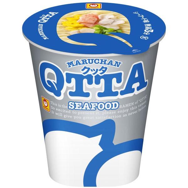 東洋水產Maruchan QTTA 海鮮風味拉麵 3入裝 4768756