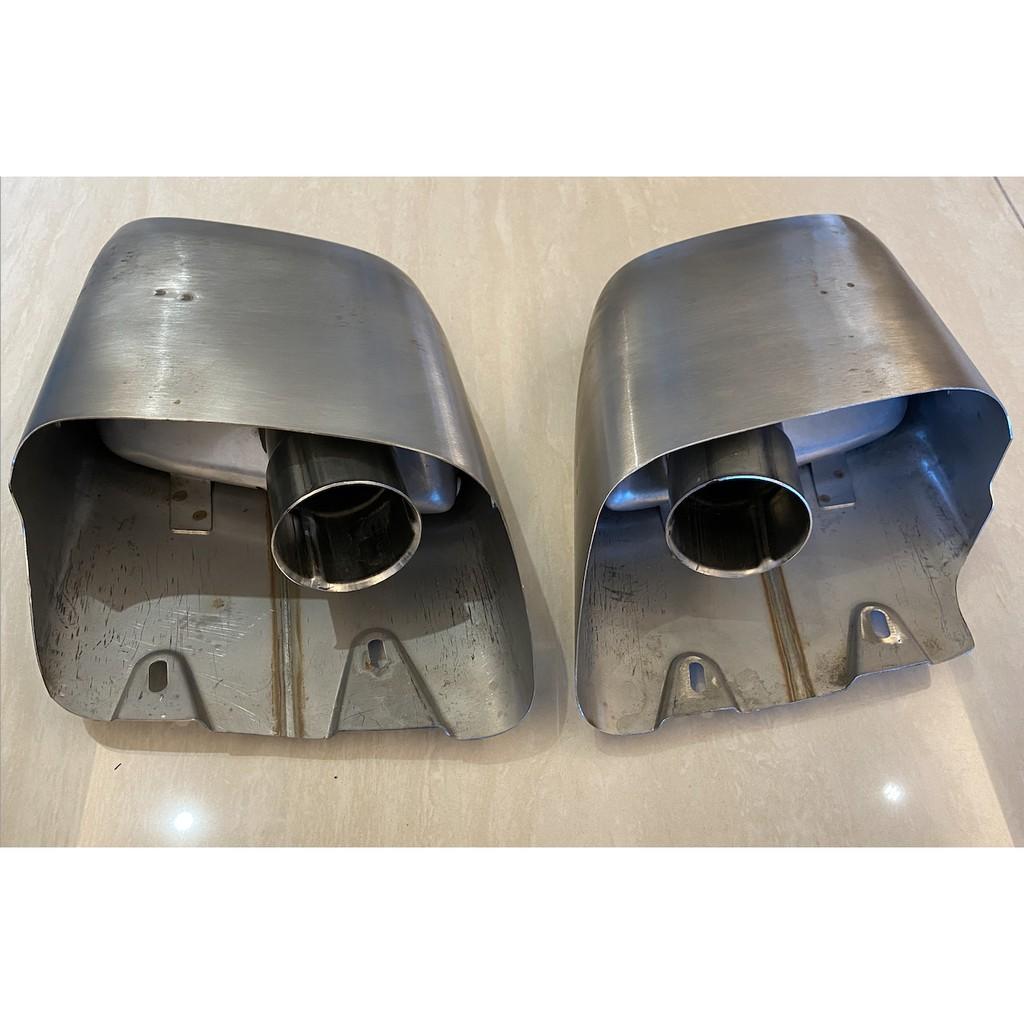 保時捷Porsche Macan 原廠排氣尾飾管
