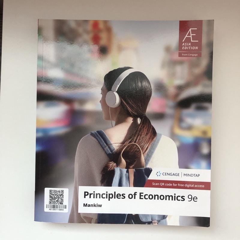 Principles of Economics 9e mankiw