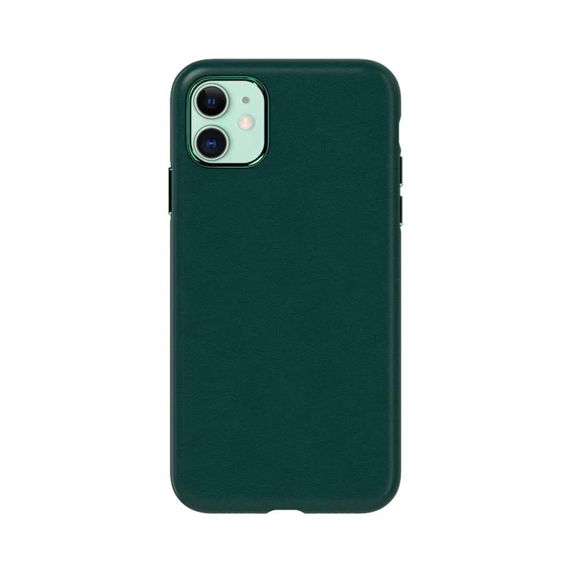 UNIU iPhone 11 - 系列 CUERO 全包皮革保護殼