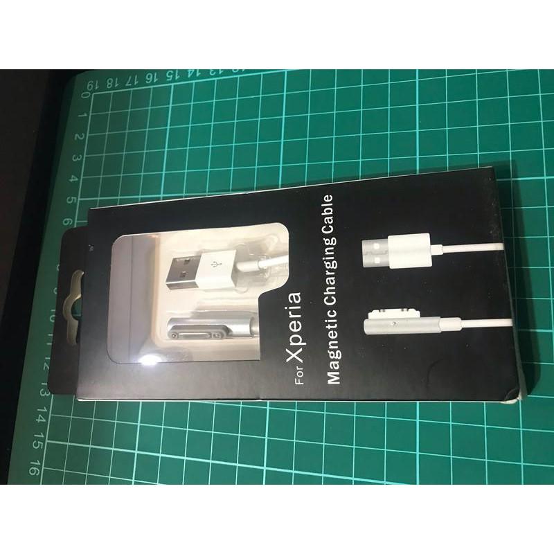 萊特 手機週邊 鋁合金SONY 磁吸充電線 帶充電指示燈,清庫存 不分色一律199