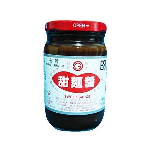 金岡甜麵醬320g【愛買】