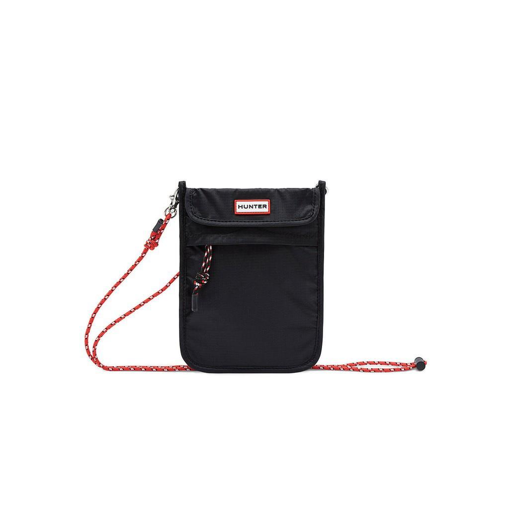英國 HUNTER ORIGINAL 黑色 可收納尼龍手機包 NO.H3299 廠商直送 現貨