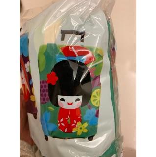 行李箱套 加厚版 24吋 25吋 26吋高密度彈性彈力布 日本娃娃 臺南市