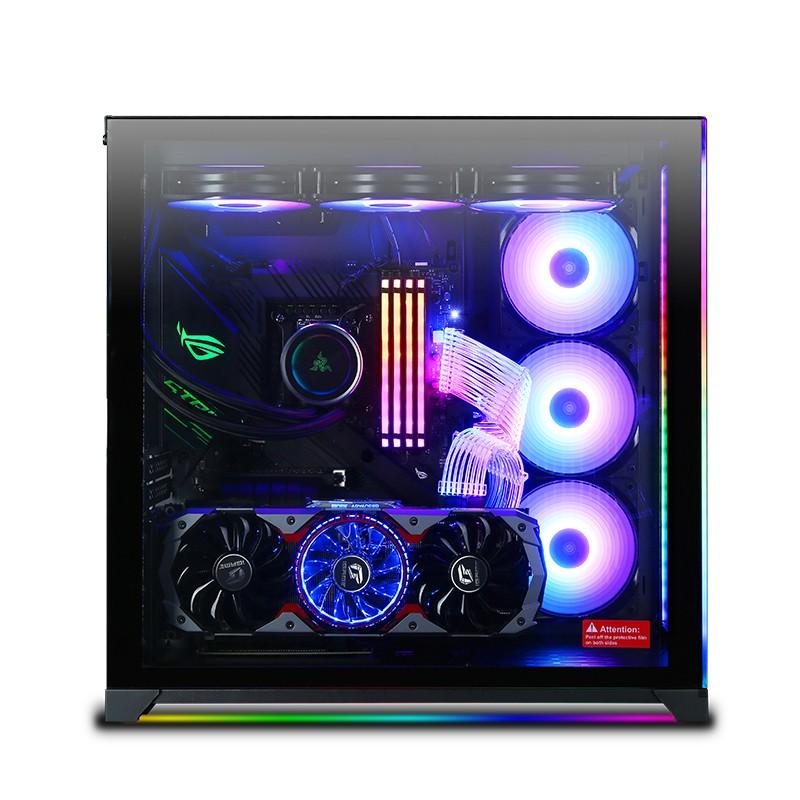京天華盛  AMD銳龍9 R9 5800x 5900X 5950XRTX 3080 3090雷蛇包豪斯臺式電腦RGB游戲