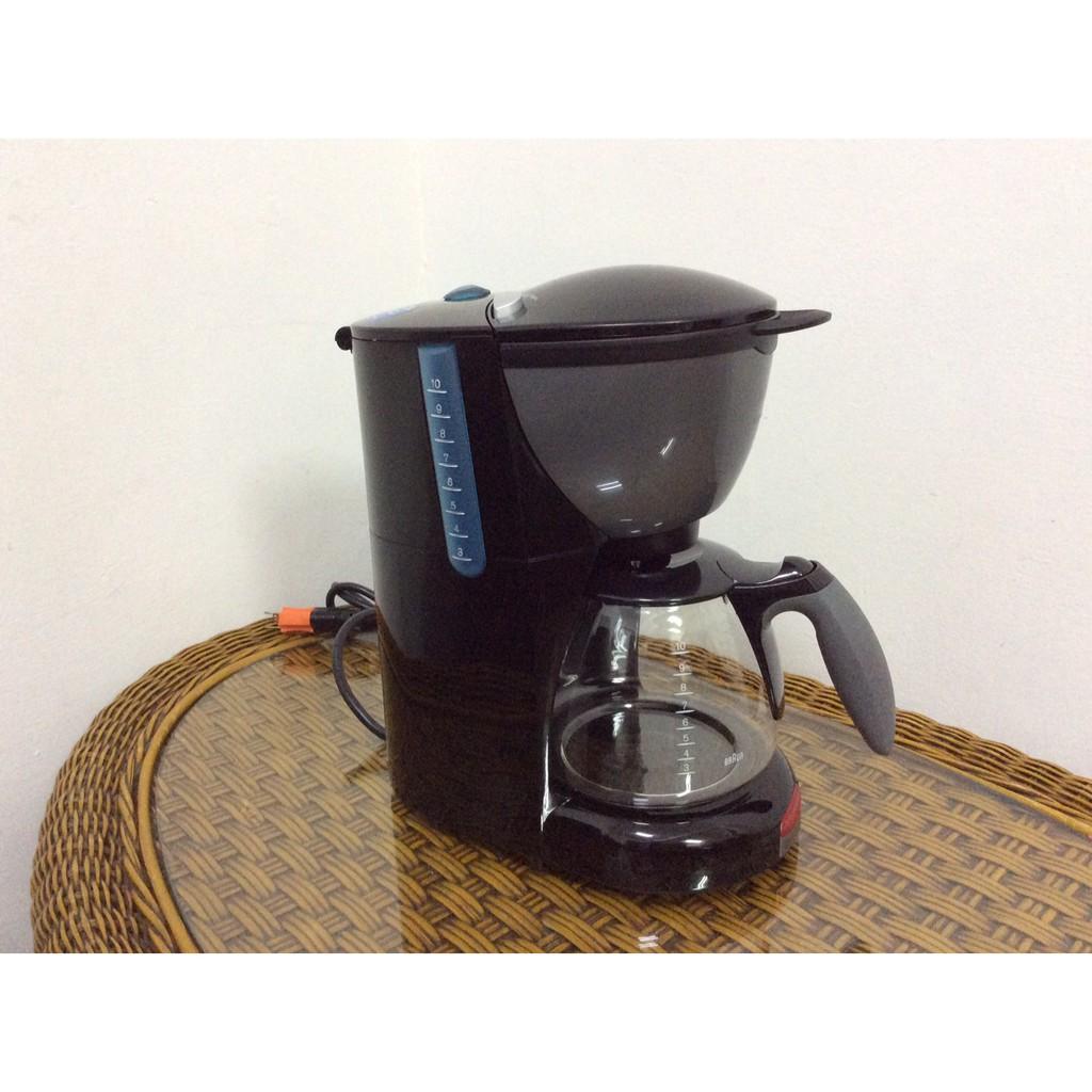 ** 白河戀蓮 ** 德國 百靈 BRAUN 大容量 美式咖啡壺 ----庫 O-03