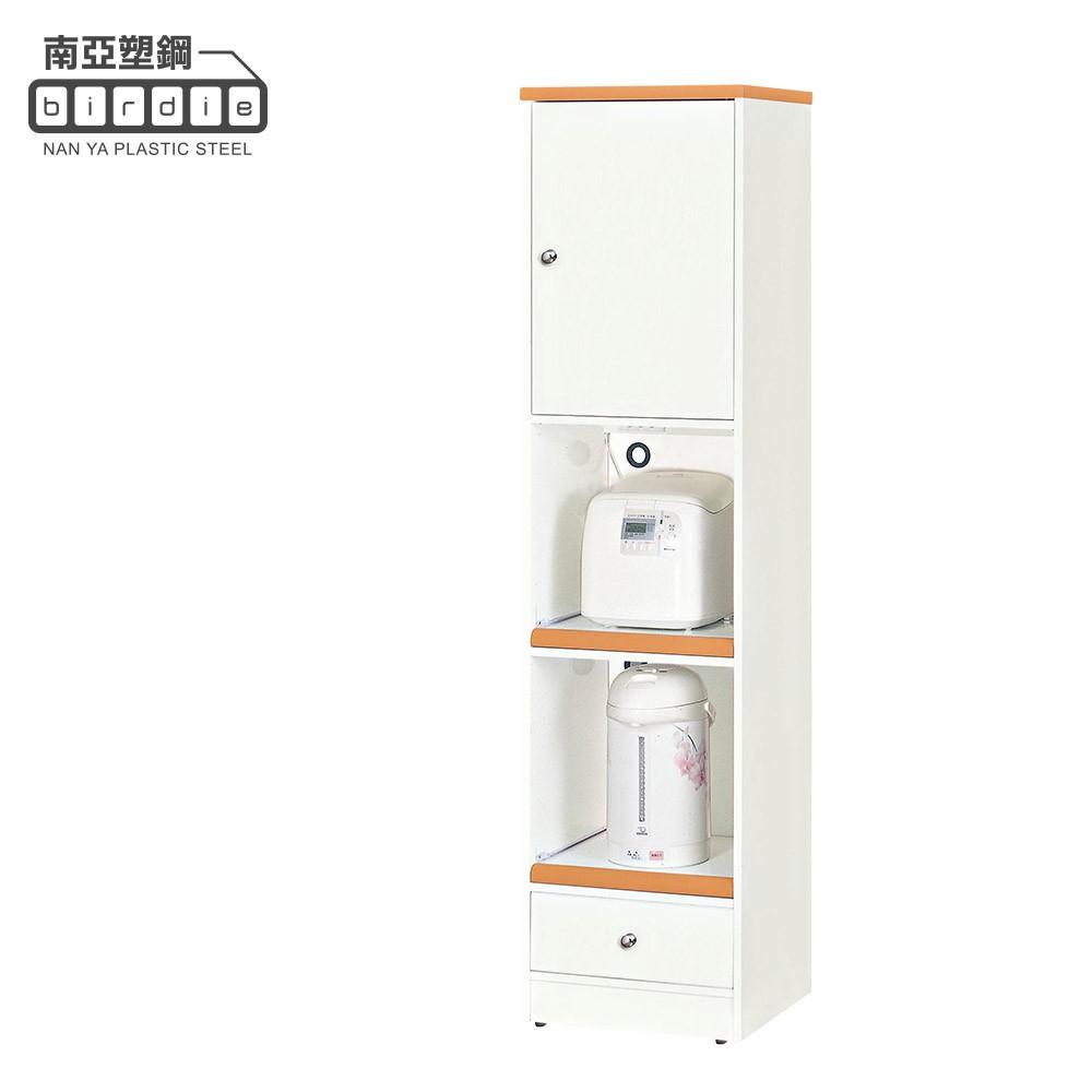 【南亞塑鋼】KD系列-上單開門一抽電器櫃