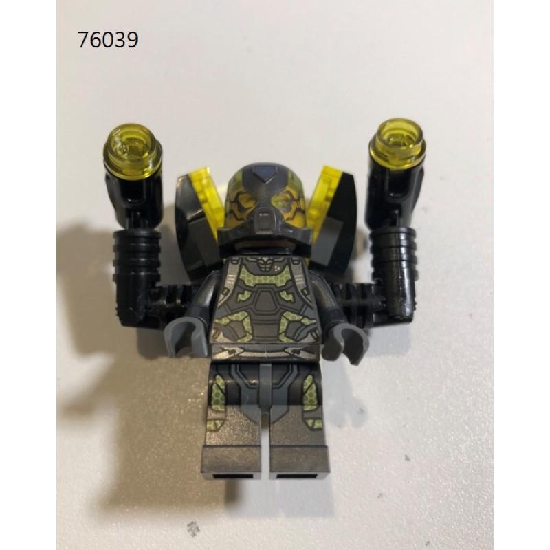 [市集] 樂高LEGO - 76039 黃蜂俠