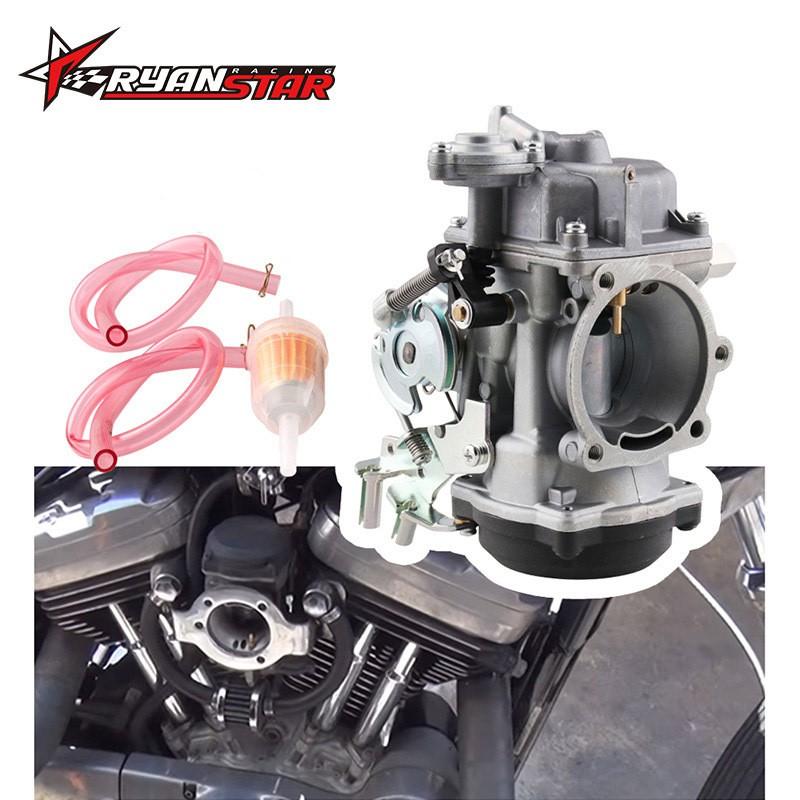 最暢銷的摩托車哈雷化油器Cv40 40Mm 27490-04 27465-04化油器