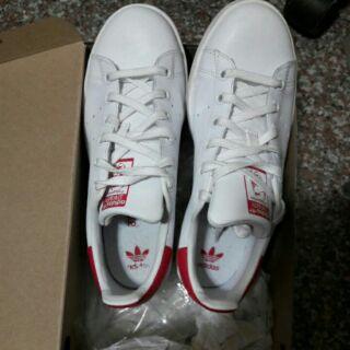Adidas Stan Smith J B32703 白 粉紅 愛迪達 24.5 新竹縣
