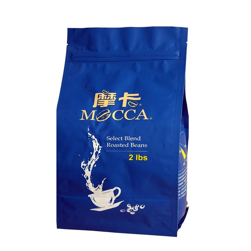 [摩卡咖啡 MOCCA] 精選烘焙豆(2磅/袋) 咖啡豆