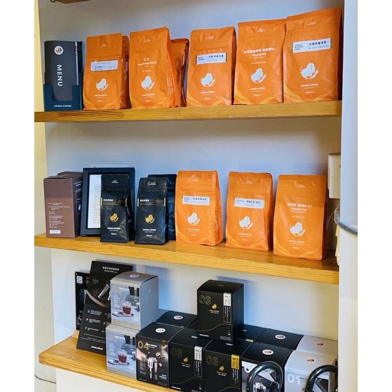路易莎咖啡 咖啡豆介紹: ❶水洗 耶加雪菲科契爾 G1---
