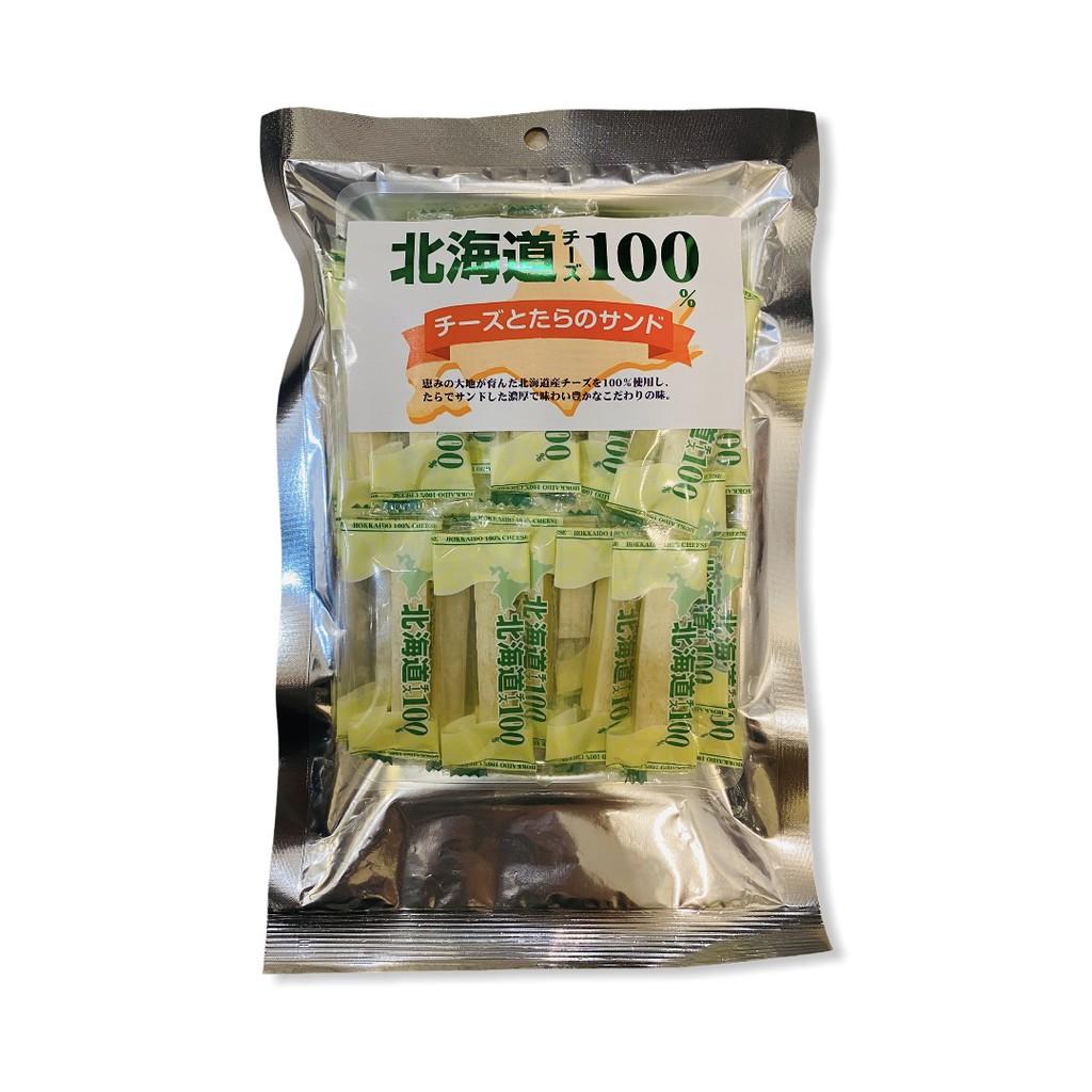 丸市食品 北海道100%鱈魚起司條 90g
