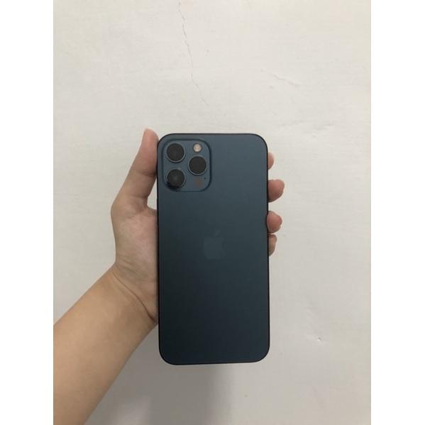 二手 iPhone 12 Pro Max 256GB 太平洋藍