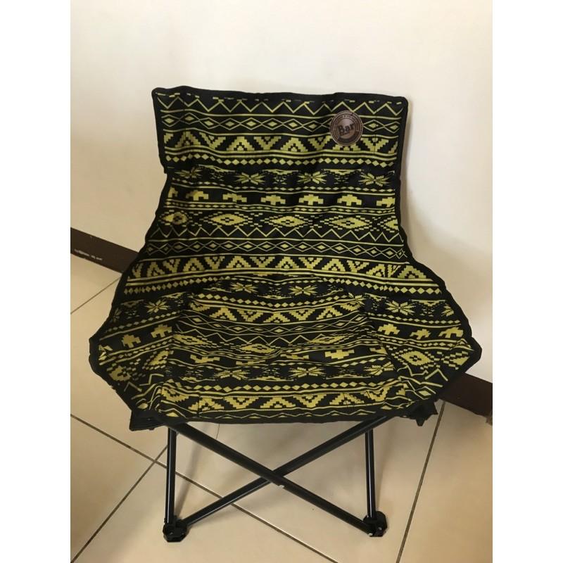 全新麒麟Bar圖騰風格椅/折疊椅/露營椅