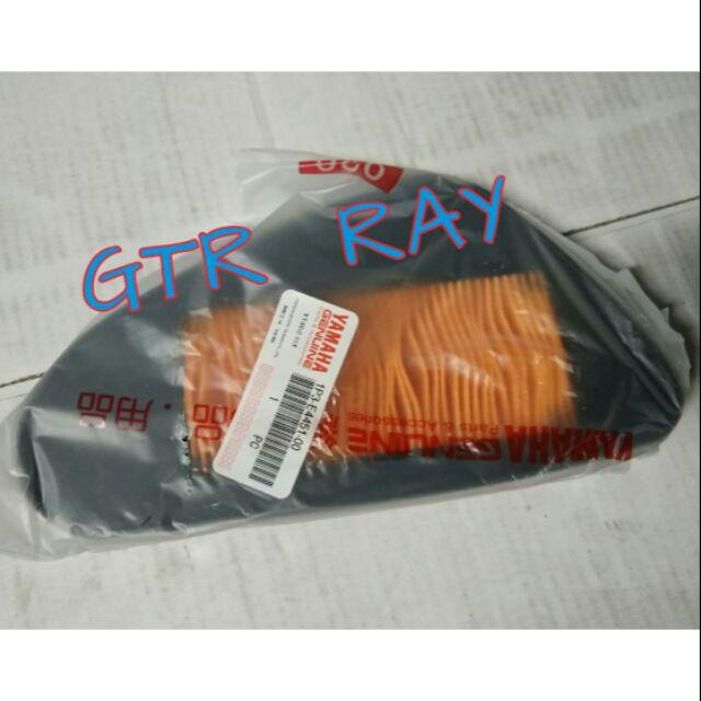 YAMAHA 山葉 原廠 GTR RAY GTR AERO 空濾 空氣濾清器 濾網 小海綿