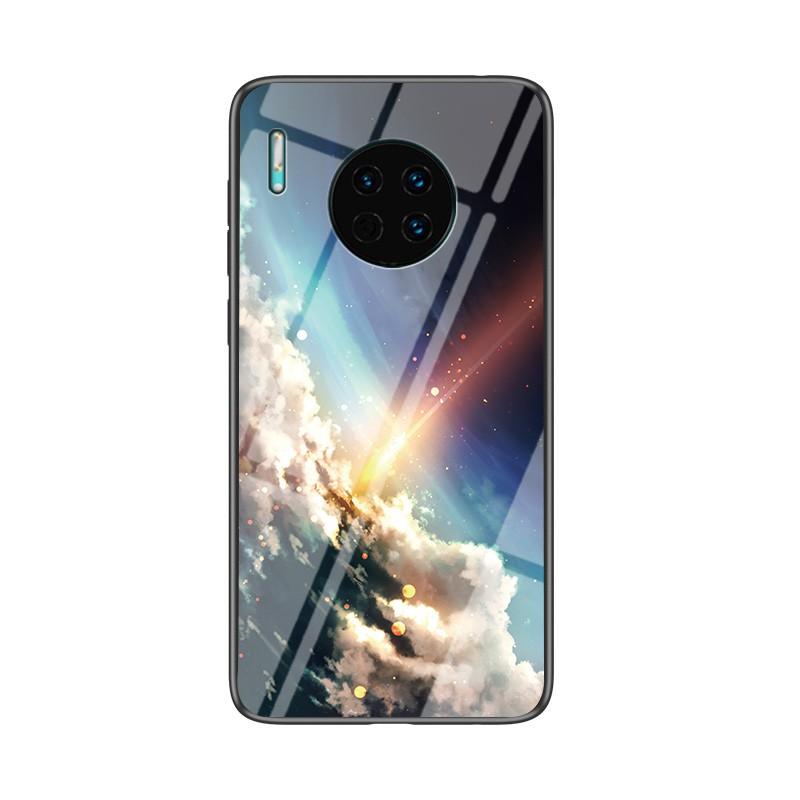 華為 Mate30 Mate20 Mate10 Pro Mate20X 手機殼 保護套 防摔殼 星空 大理石