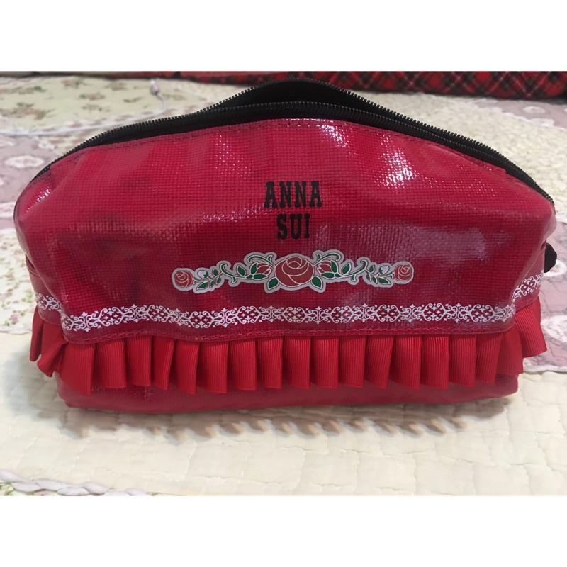 全新 Anna sui 化妝包