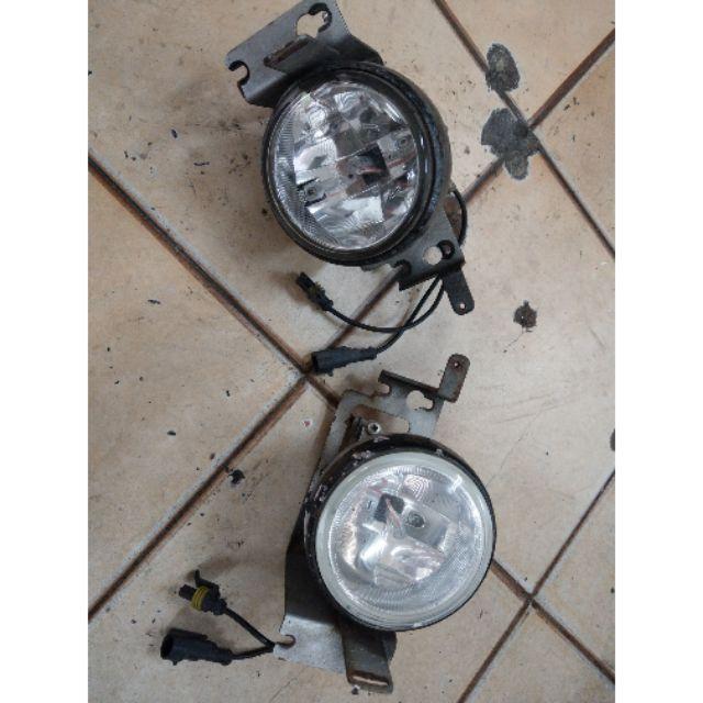 K8原廠 霧燈(含鐵座)