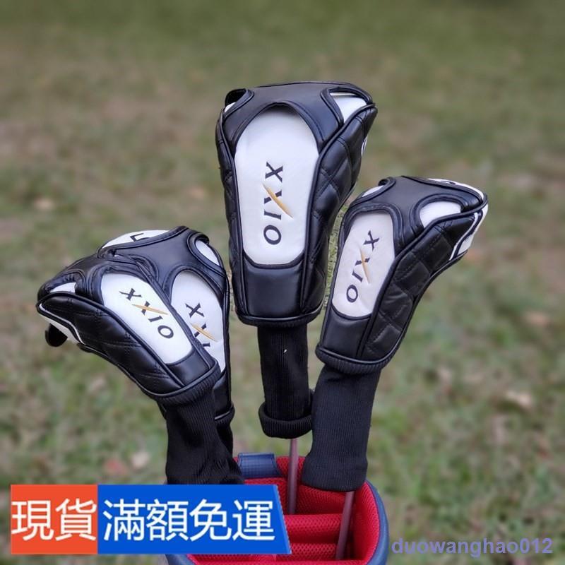 現貨速發●◎XXIO高爾夫木桿套 桿頭套 帽套球桿保護套 XX10球頭套高爾夫球桿1
