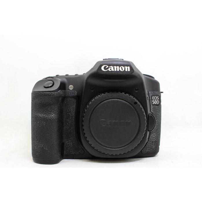 【台中青蘋果3C】Canon EOS 50D 單機身 二手單眼 APS-C 1510萬 快門次數約9970 #21394