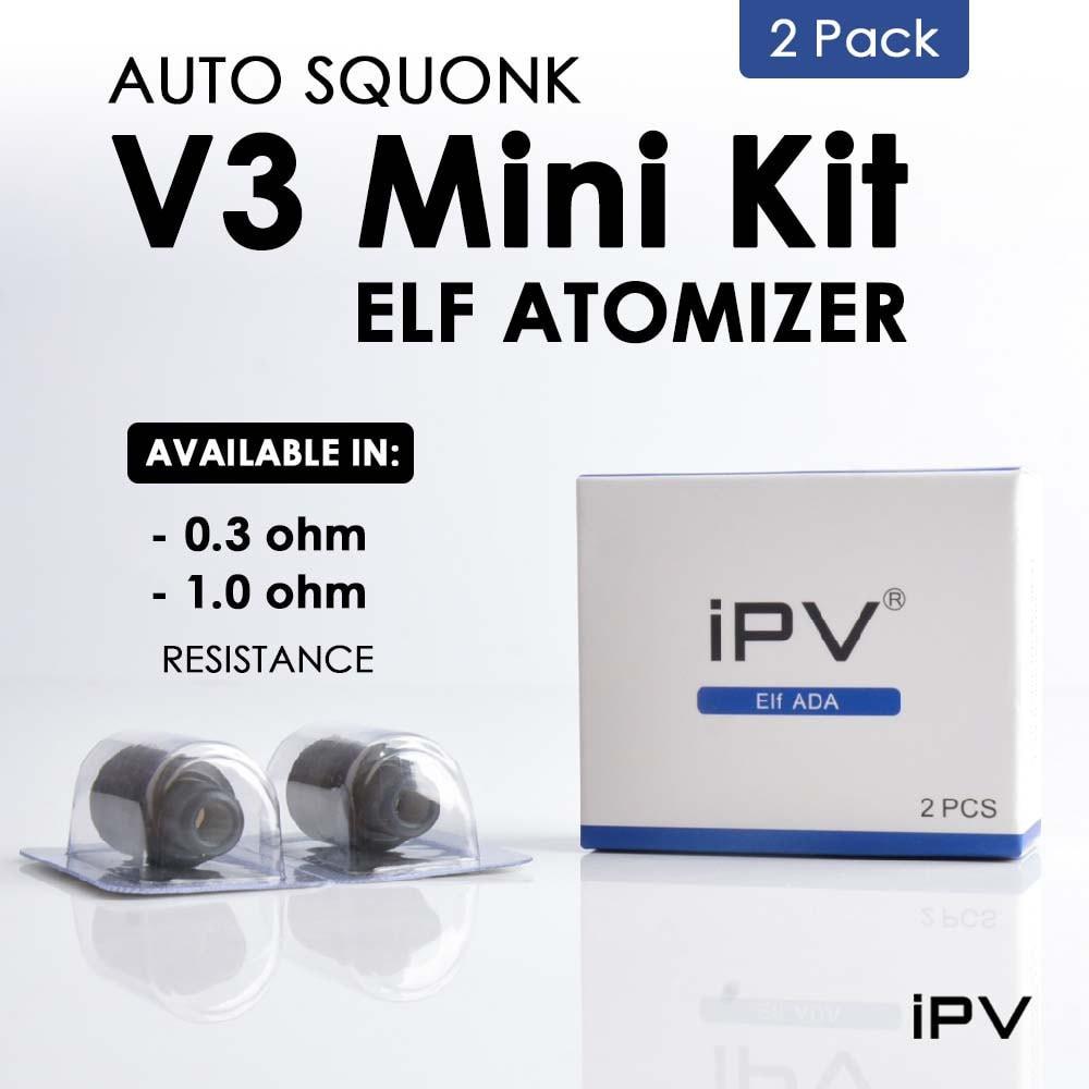 【迷霧天堂】正品iPV V3 MINI kit 專用心 空彈