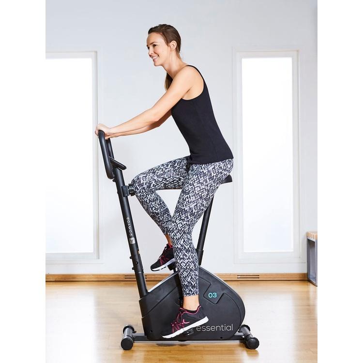 熱銷現貨 健身飛輪單車 迪卡儂動感單車家用自行車室內小型健身器械迷你健身車EYCE