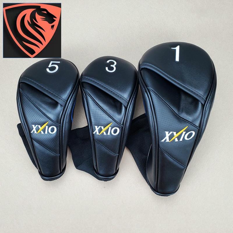 【高爾夫推杆套】 XXIO高爾夫木桿套 桿頭套 帽套球桿保護套 XX10球頭套高爾夫球桿