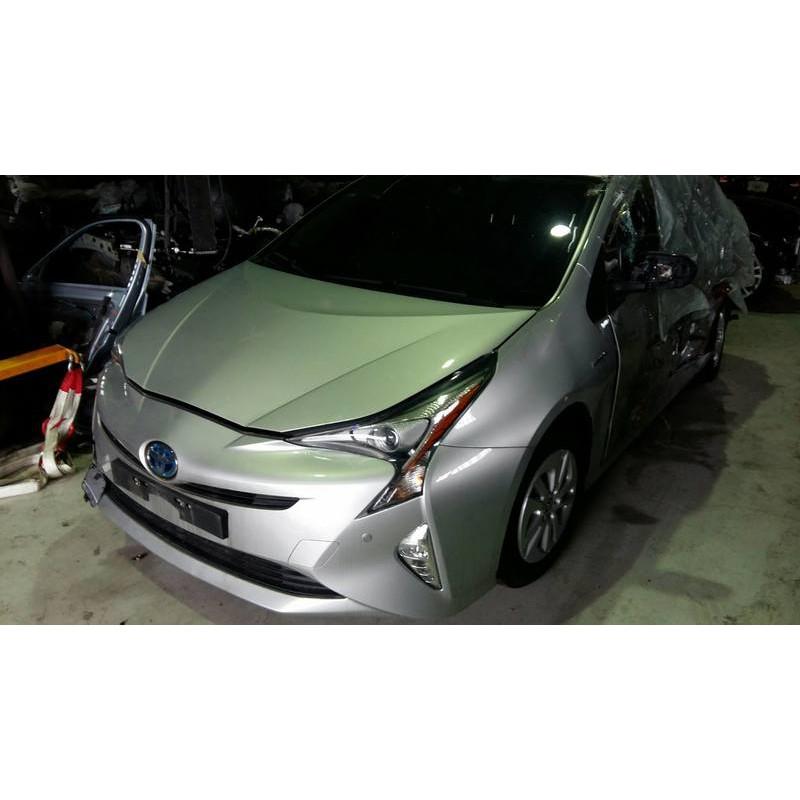 PRIUS 零件車 有內裝 可看車 可拆可洽詢賣各種中古車零件
