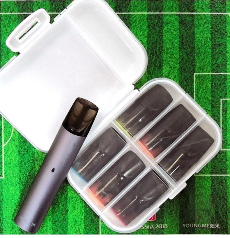 sp2s思博瑞relx悅刻煙桿主機sp2悅客電子點煙收納盒relx魔笛小野無限靈點柚子儲彈煙桿煙彈儲存盒
