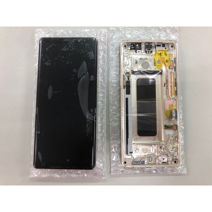 SAMSUNG 三星 NOTE 8 N950F 液晶 螢幕 總成  含框 帶料 ((下標前,請先詢問是否有現貨))