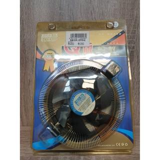 【全新庫存出清】Q版 螞蟻 SPA-82CA 全銅 靜音 CPU風扇 散熱器 CPU PC Cooler 嘉義縣