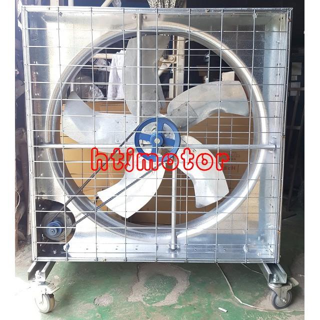 """勝田 1HP 36"""" 42"""" 箱型工業排風機加移動輪 36吋 42吋 工業扇 抽風機 通風機 送風機 抽風扇 排風扇"""