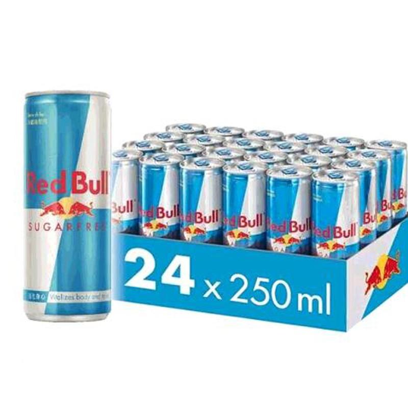 Red Bull 紅牛 無糖能量飲料 250毫升 X 24入 W710688