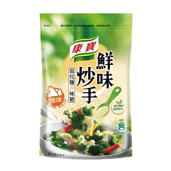 康寶新鮮味炒手原味500g  【大潤發】