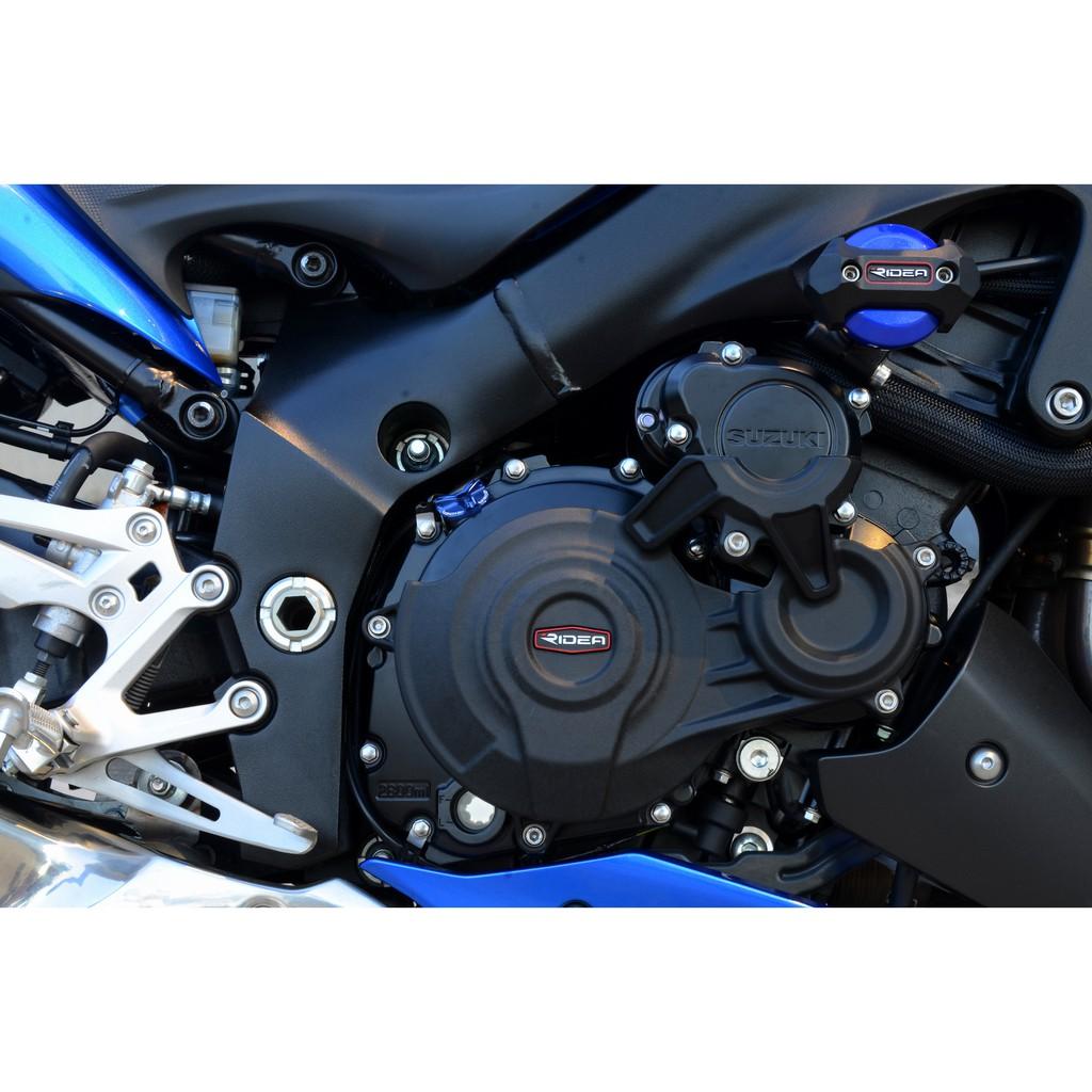 【KIRI】 RIDEA SUZUKI GSX-S1000/F 碳纖維引擎護蓋 引擎護蓋 S1000 S1000F