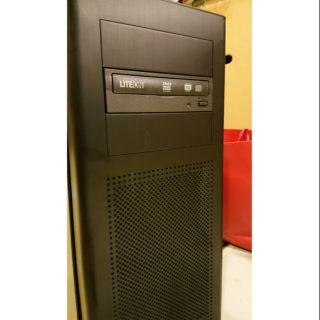 桌機出清Intel Q8400 2.66GHz,  8G ram,  GT 730獨顯 WD SSD 128G硬碟 光碟燒錄 新竹縣