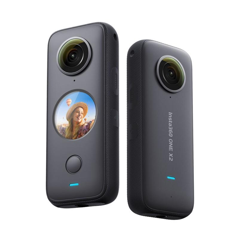 【現貨秒發】Insta360 one x2全景運動相機高清攝像機騎行one r360度攝像頭